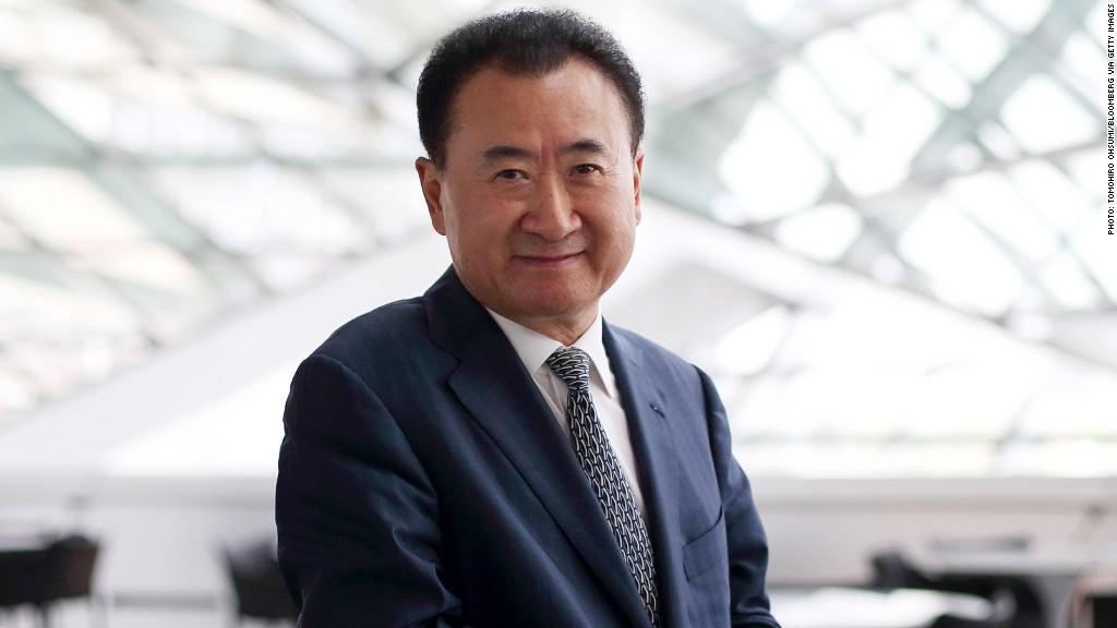 wang jianlin billionaire china