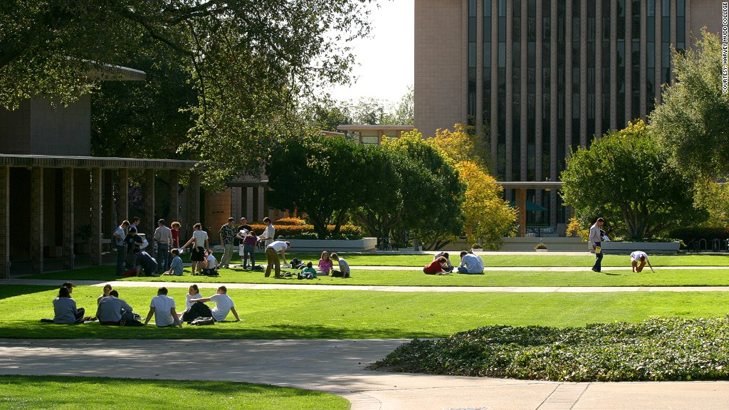 harvey mudd college students