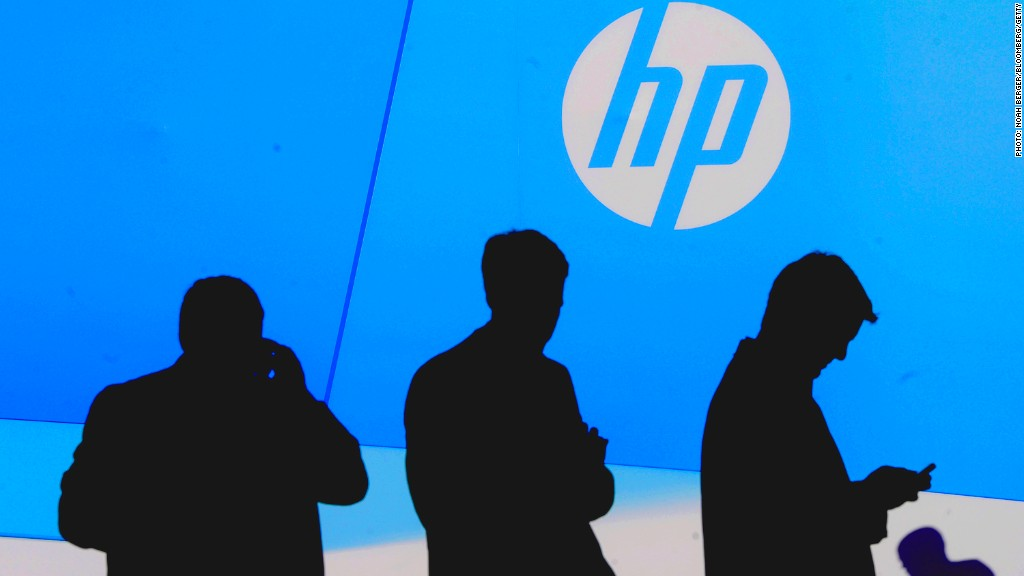 HP CEO on split: We'll 'prove the naysayers wrong'