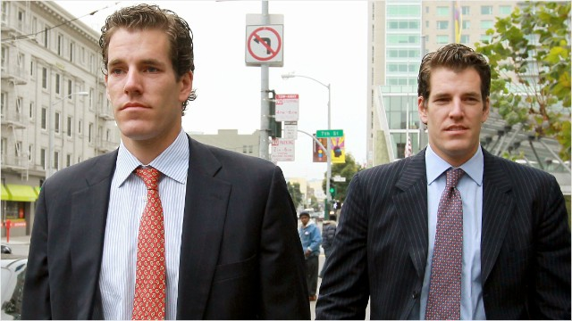 Winklevoss twins: Bitcoins better than gold