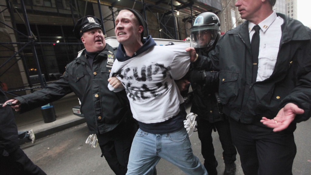 Why Occupy Wall Street fizzled out