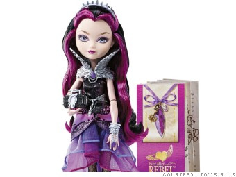 Ever After High Royal And Rebel Dolls Hot Toys For The