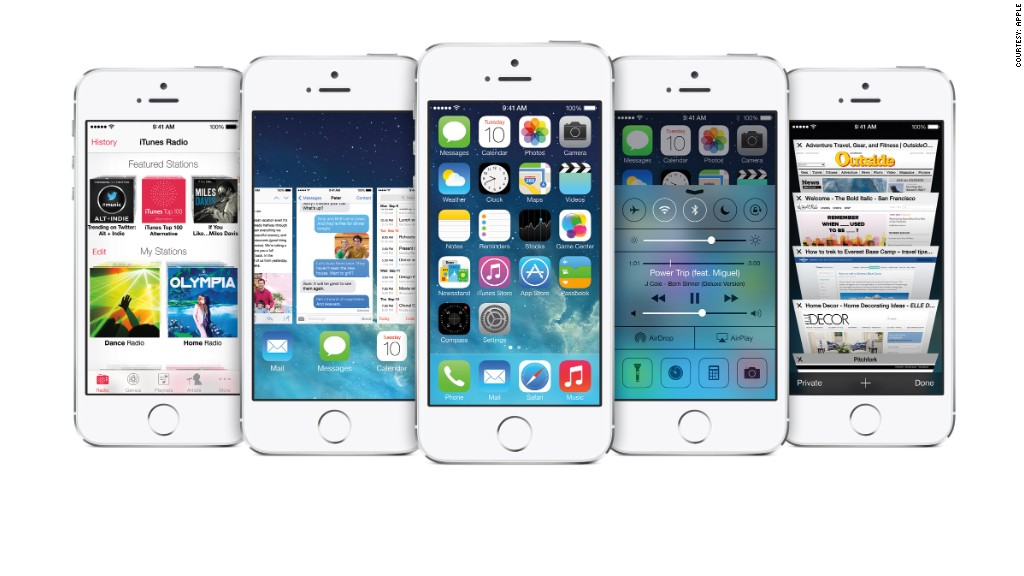ios7 review
