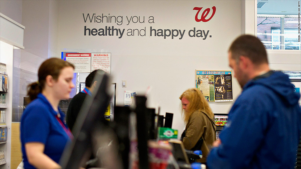 walgreens employees private exchanges