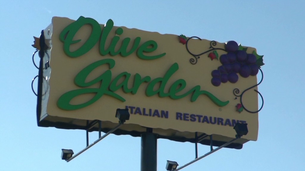 Never ending woes for Olive Garden?