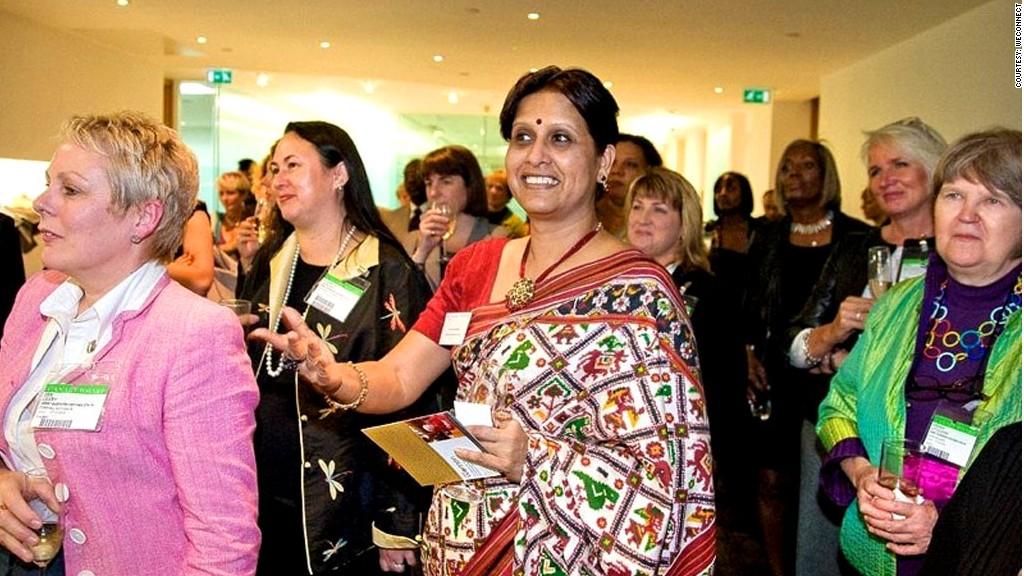 women entrepreneurs weconnect