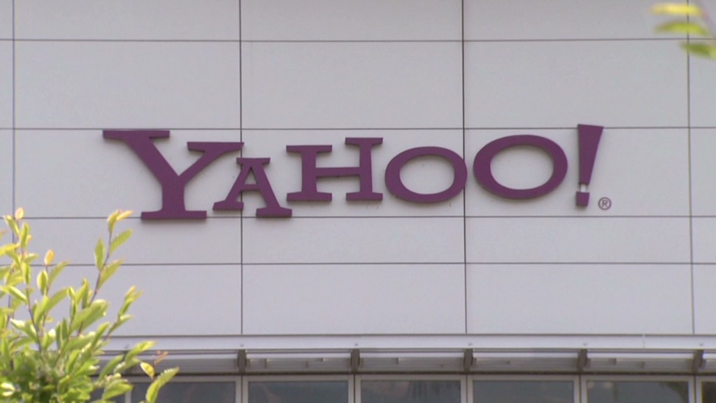 Forget Marissa. Alibaba fuels Yahoo surge