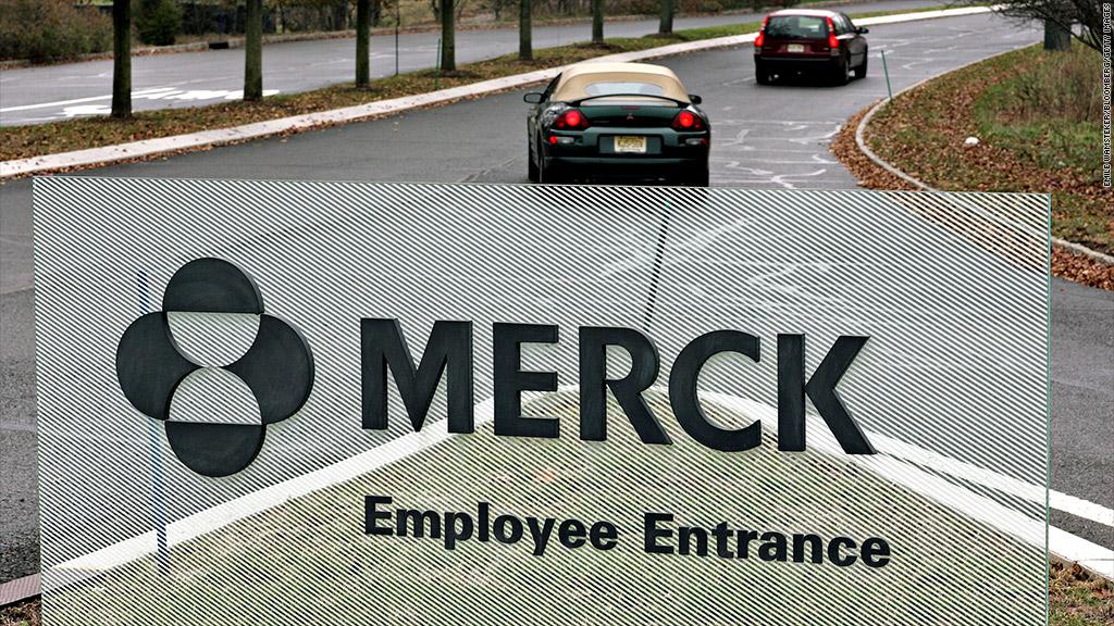 merck employee entrance