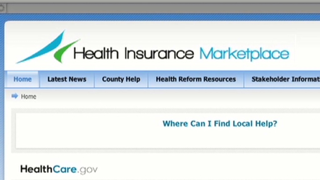 Obamacare exchange websites overloaded