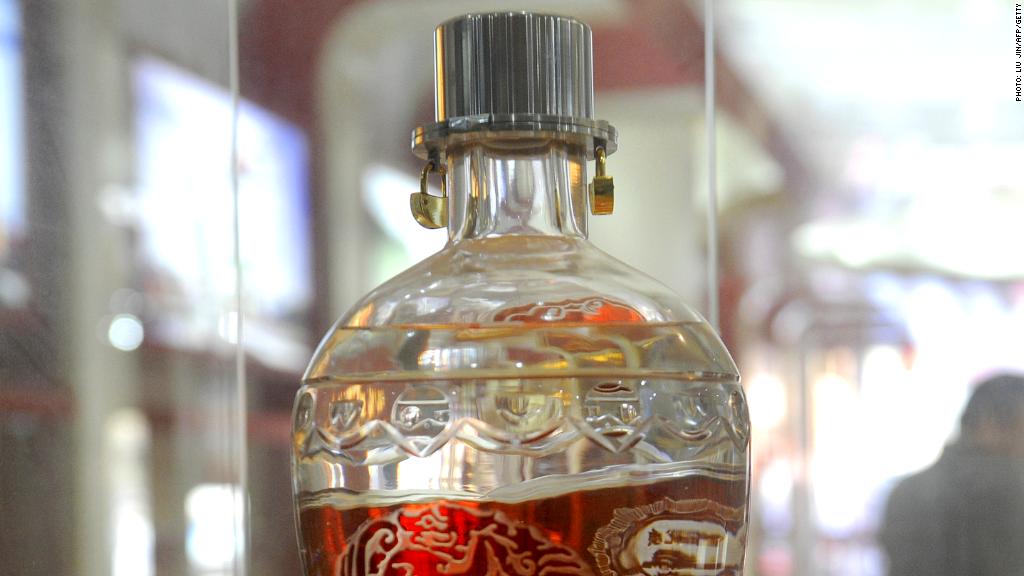 exotic spirits baijui