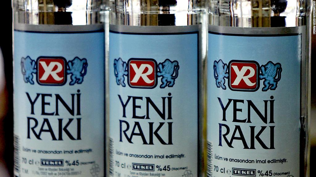 exotic spirits raki