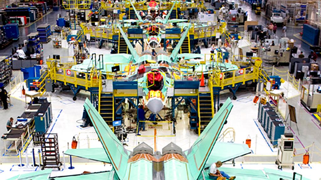 lockhead martin assembly plant