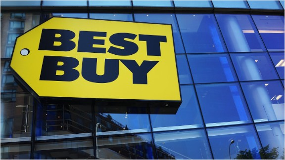 Amazon is eating Best Buy's lunch