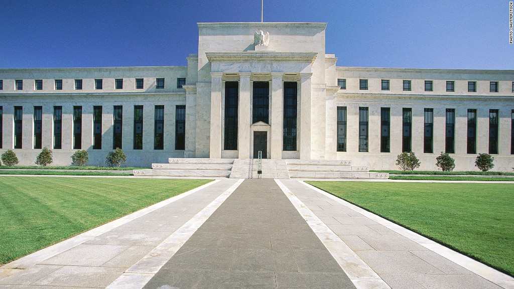 federal reserve building tapering march