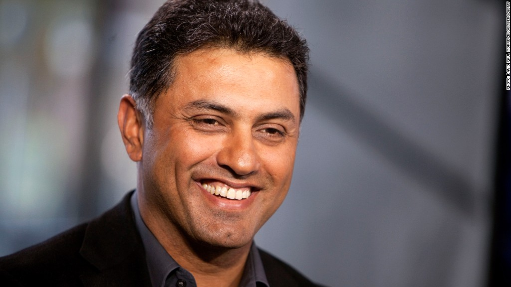 mpw13 highest paid men nikesh arora
