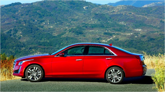 New Cadillac Cts American Luxury Is Back