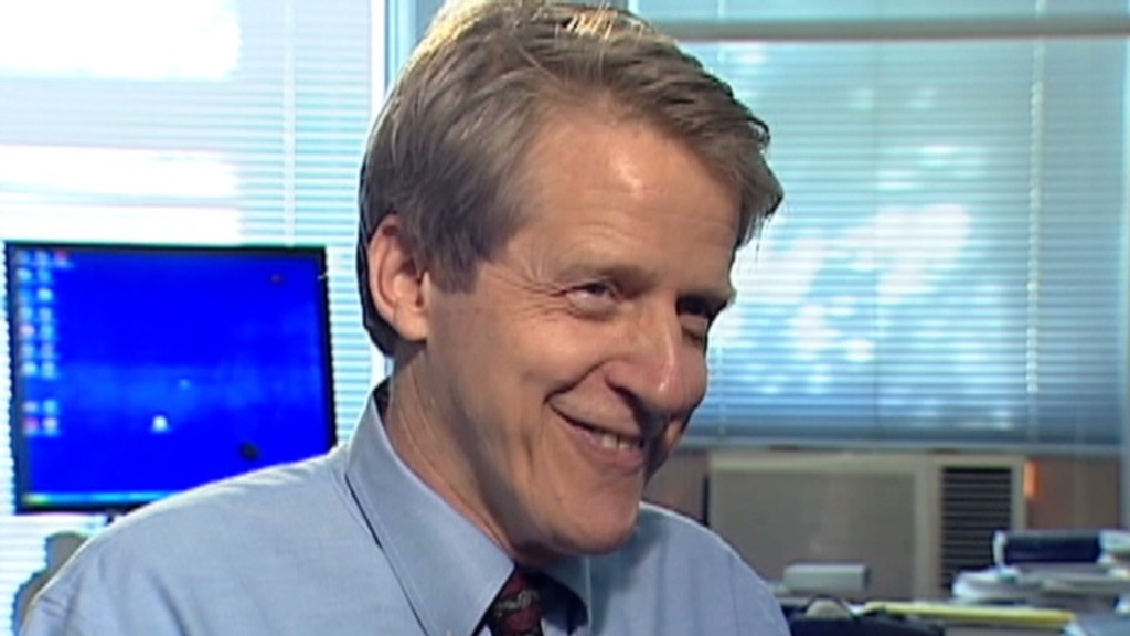 Flashback: Shiller calls the housing crash