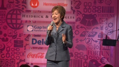 Sen. Collins: Women lead on debt deal