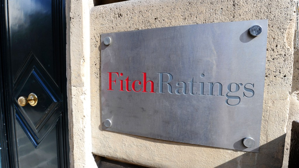 fitch credit downgrade