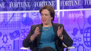 Elena Kagan: Supreme Court still works