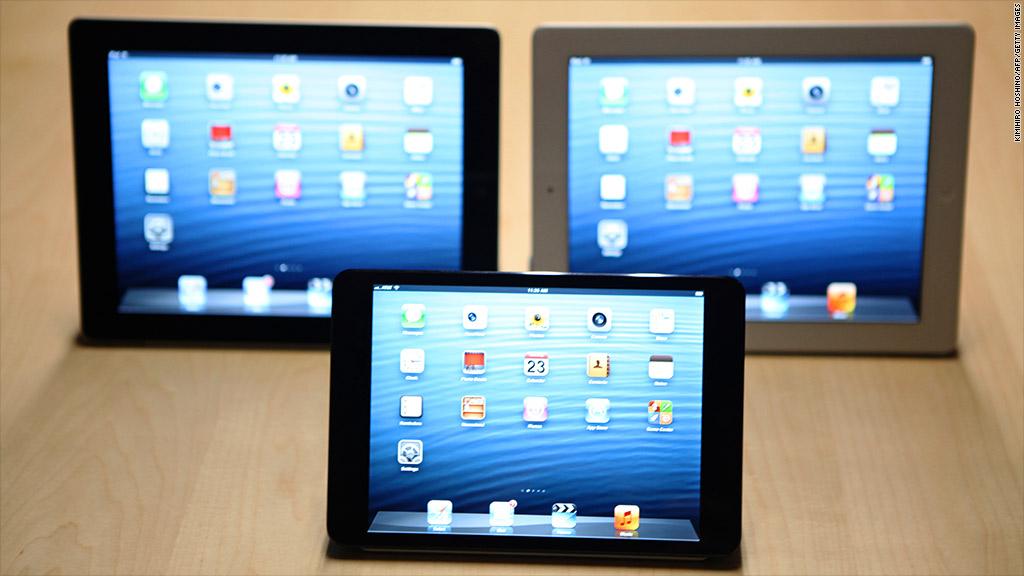 ipad apple business