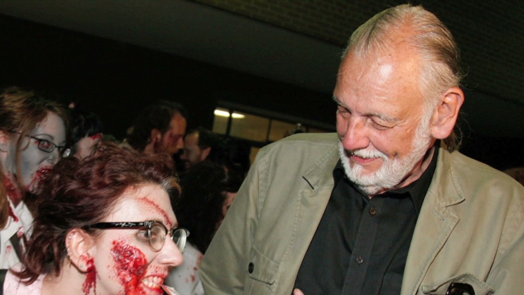 Meet the man behind the zombie craze