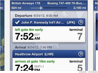business apps flighttrack pro