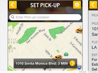 business apps taxi magic