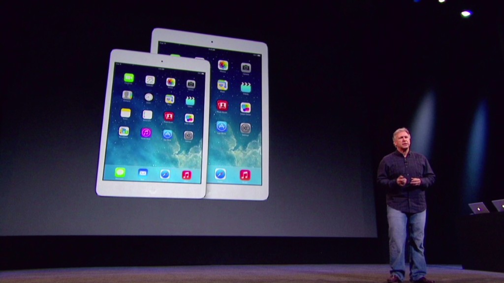 iPad mini is Apple's future