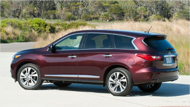 The 2017 Infiniti Jx35 And Qx60 Are Among Crossover Suvs Nissan Is Recalling Closely Related Also Being Recalled