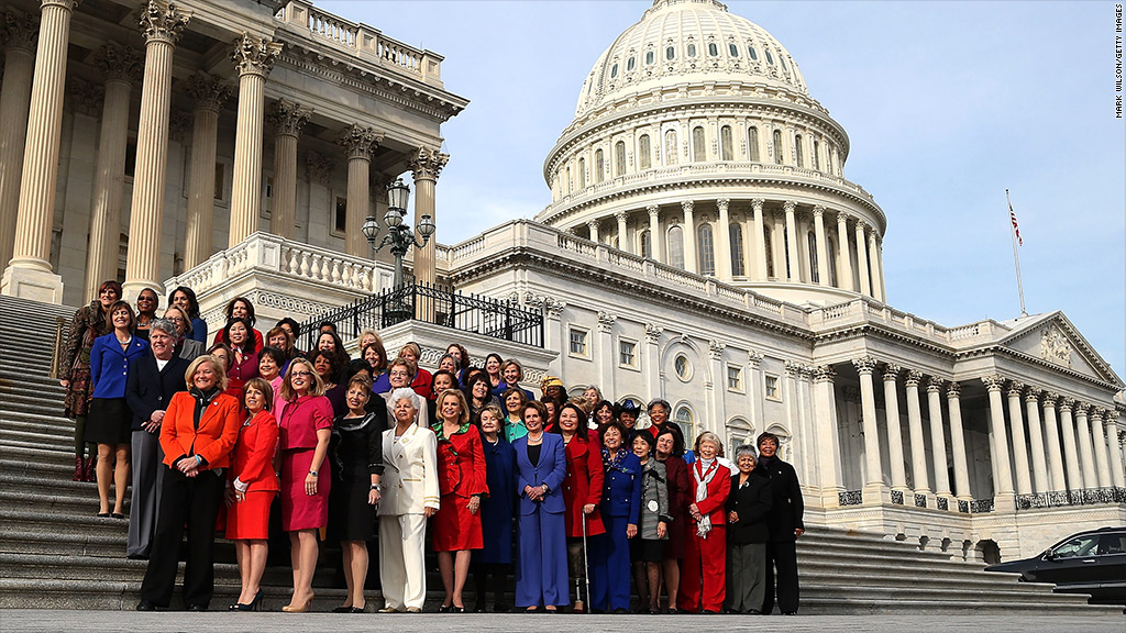 women house of representitives