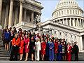 U.S. lagging behind on gender equality