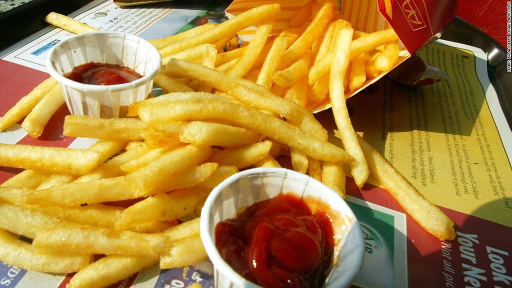 mcdonalds ketchup