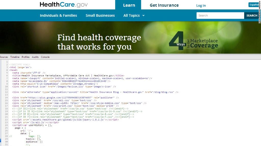 obamacare code