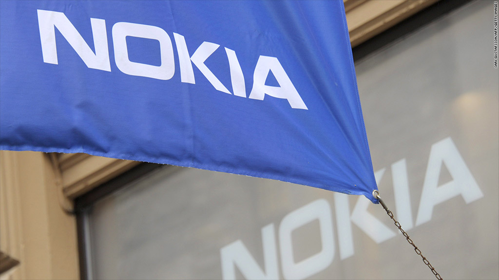 nokia earnings 102913