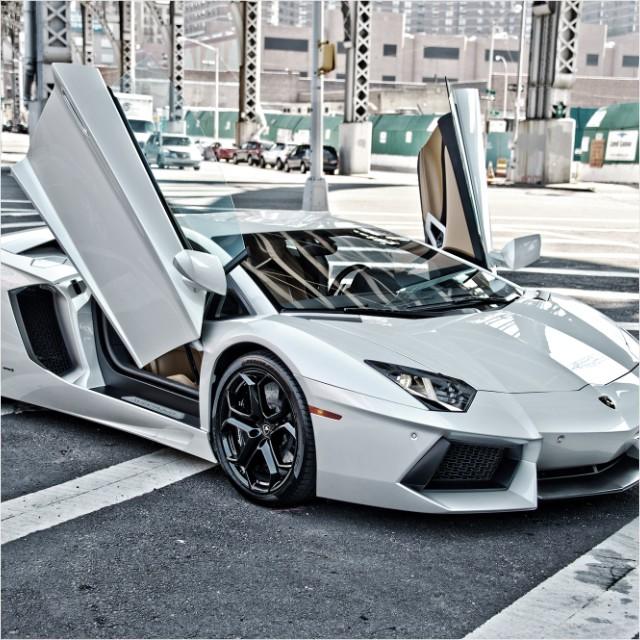 Lamborghini Aventador Insanity In The Big City