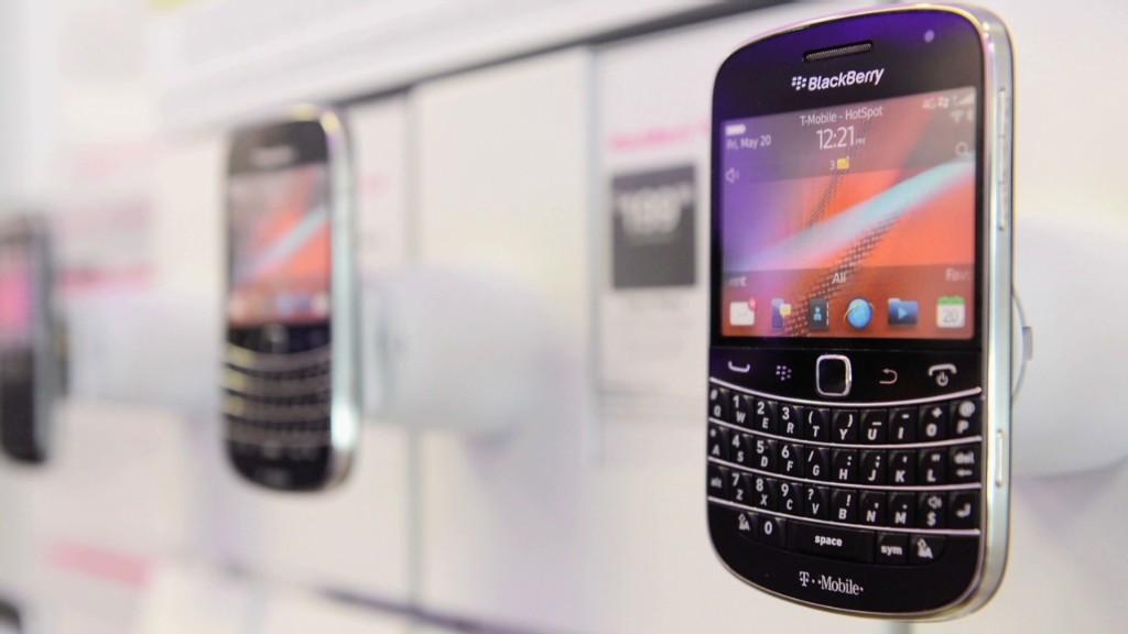 Is BlackBerry toast?