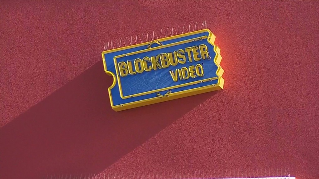 Blockbuster: Killed by Netflix