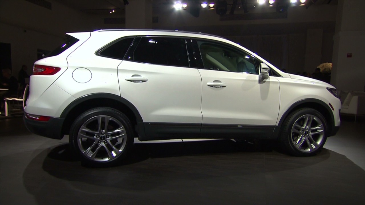 Inside The New Lincoln Mkc Video Personal Finance