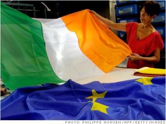 ireland eu flag