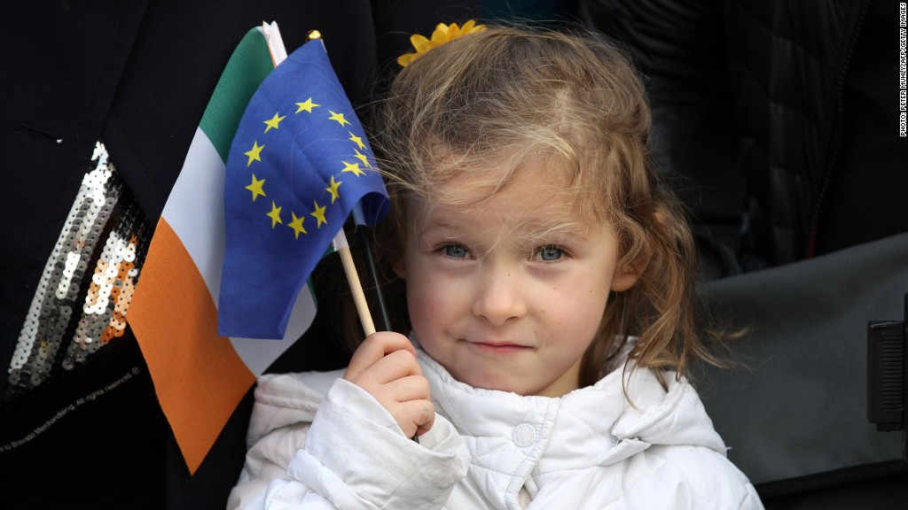 ireland eu girl