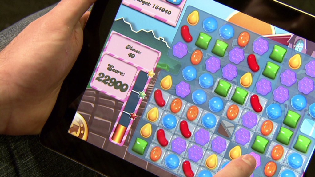 How Candy Crush took off