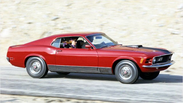 2015 Mustang Mach 1 >> 12 Historic Ford Mustangs