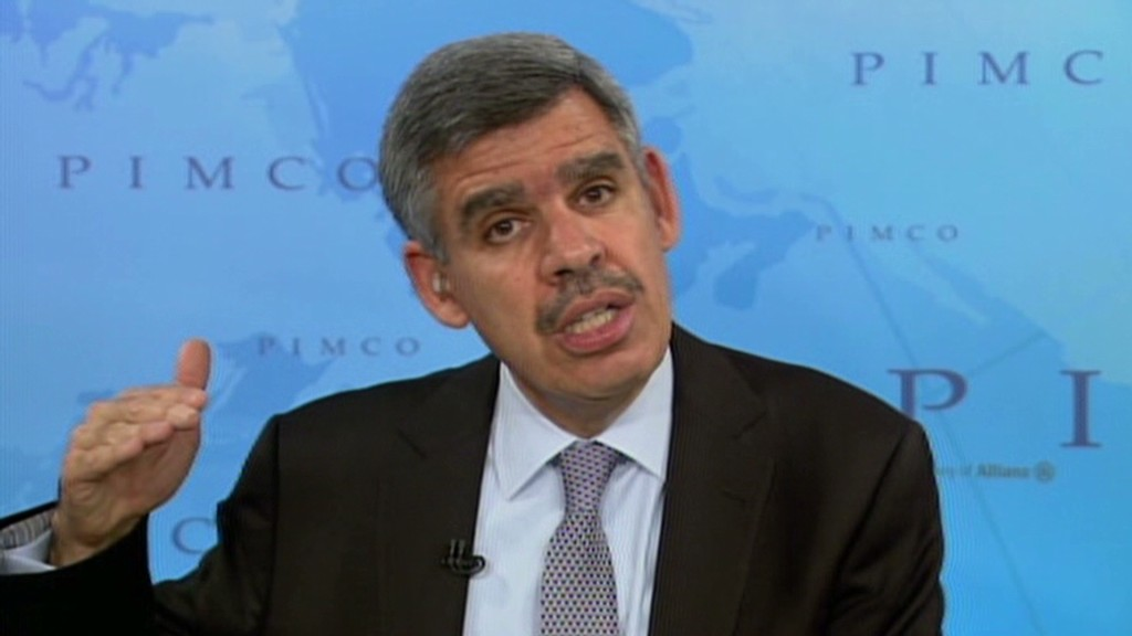 El-Erian: 'Take some money off the table'