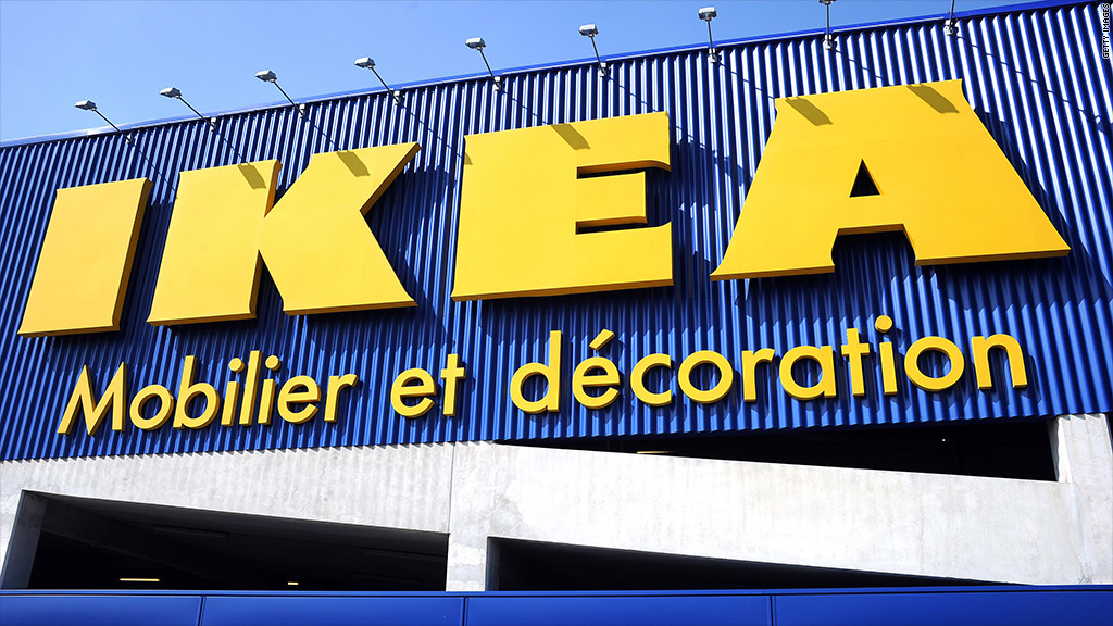 ikea executives accused of spying in france. Black Bedroom Furniture Sets. Home Design Ideas