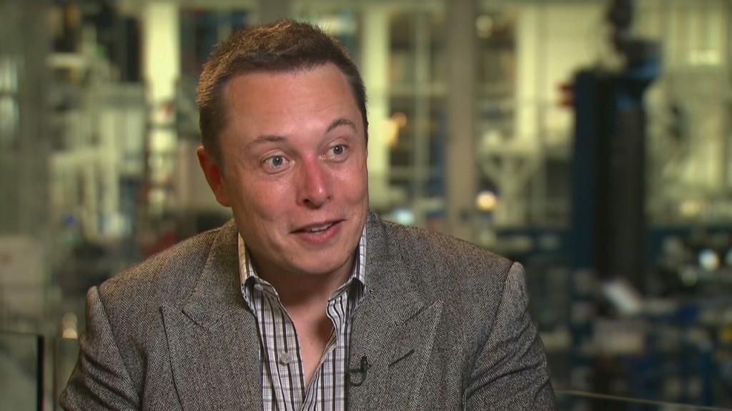 Musk 'pistol whipped' by Tesla fire news