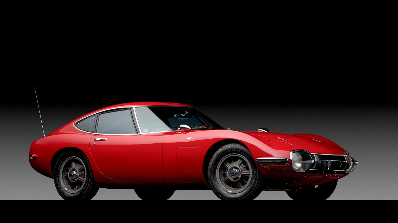 auctions 1967 toyota 2000gt