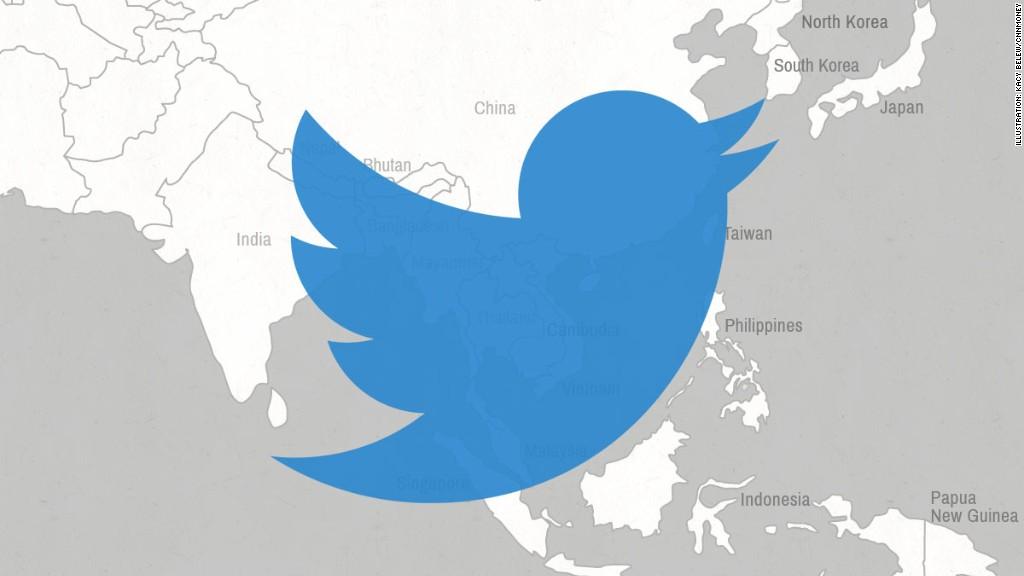 twitter asia
