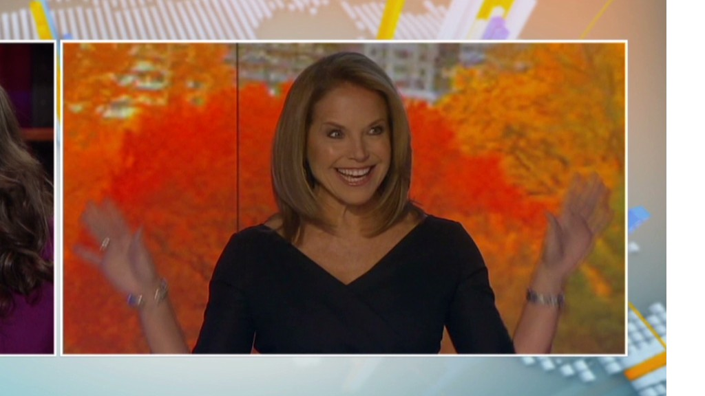 Will Katie Couric hire help save Yahoo?