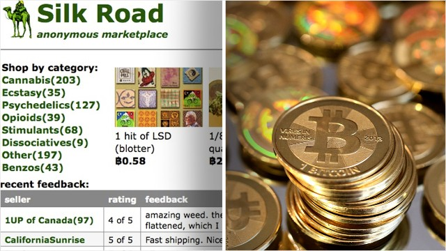 Report linking Bitcoin and Silk Road retracted